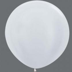 Sempertex blanc satin perlé 90 cm