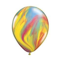 Agathe 28 cm de diamètre par 251113_1340242413 Fêtes Et Smiles Ballons De Baudruche Imprimes