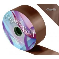 ruban bolduc large chocolat 50 mm * 91M