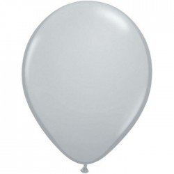 qualatex gris 28 cm poche de 2513780 gris q28p25 QUALATEX 28 Cm Modes Opaques Qualatex 28 Cm Ø Ballons