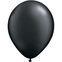 qualatex perlé noir 28 cm en poche de 25