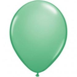 vert hiver 12.5 cm poche de 10043608 vert hiver qualatex 12 cm QUALATEX 12 Cm Mode opaque 12 Cm Ø Qualatex
