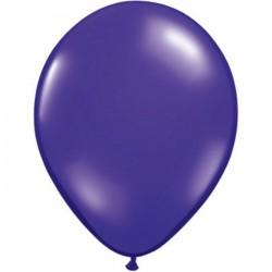 violet 12.5 cm poche de 100