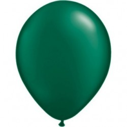 perlé vert foret12.5 cm poche de 100