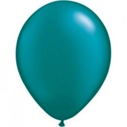 Perlé Turquoise12.5 cm poche de 100perlé turquoise 43596 q 12cm QUALATEX 12 Cm Perle Vives Qualatex