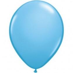 bleu ciel12.5 cm poche de 100