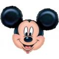 mickey mini mylar (air)vendu non gonflé Mini Amis Des Enfants