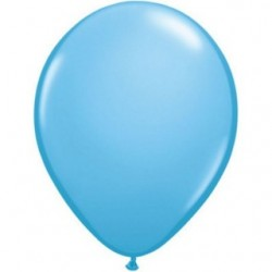 qualatex bleu ciel 40 cm poche de 50
