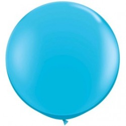 bleu robbin'segg 90 cm qualatexà l'unite82597 3 reb1 QUALATEX 90 Cm Opaques 90 Cm Ø Qualatex
