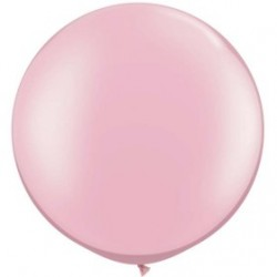 perlé rose 75 cm qualatex à l'unite44024 QUALATEX PERLÉ NACRÉ 75 CM Ø BALLONS QUALATEX 75 CM DE DIAMÈTRE
