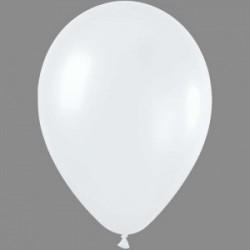blanc perlé 12 cm poche de 100