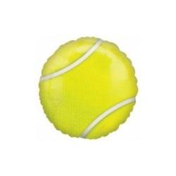 balle tennis ballon mylar 45 cm non gonflé