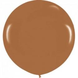 chocolat 90 cm sempertex 3 076 SEMPERTEX Sempertex 90 cm opaques