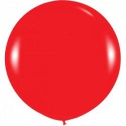 Sempertex rouge satin pearl 90 cm à l'unité