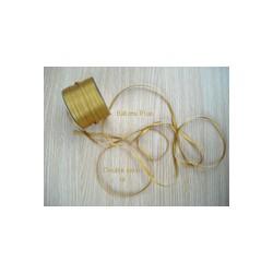 ruban double satin or 6 mm par 10 m4897 Oaktree Ruban Satin 6Mm