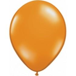 orange cristal 12.5 cm en poche de 100transparent orange 43569 q 12 cm QUALATEX 12 Cm Cristal Transparent 12 Cm Ø Qualatex