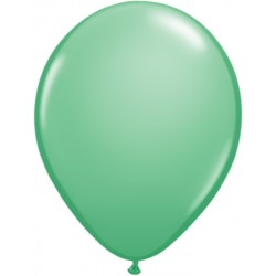 vert hiver 40 cm qualatex poche de 2