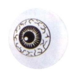 eyeball topprint 12.5 cm qualatex par 10