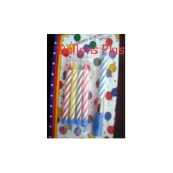 bougie musicale joyeux anniversaire Bougies