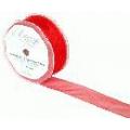 ruban laitonné rouge 32mm*20 m