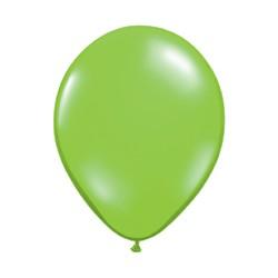 vert cristal transparent 28 cm par 2578194 q28 p25 QUALATEX 28 Cm Transparent Qualatex 28 Cm Ø Ballons