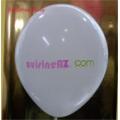 Impression 1 face 2 couleurs 1000 exemplaires SUR BALLONS Ø 30 30 Cm Ø Imprimer Des Ballons 30 Cm
