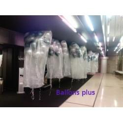 ballon imprimé gonflé hélium IDF