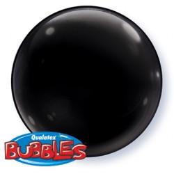 bubble couleur noire QUALATEX Les Bubbles Couleurs