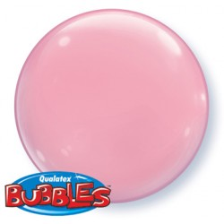 bubble couleur rose