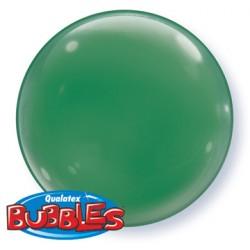 bubble couleur vert