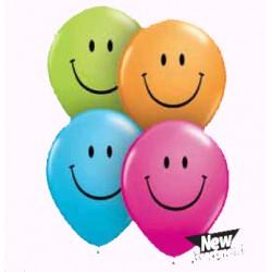 smile color opaque 28 cm de diamètre qualatex