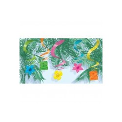 Guirlandes verticale hawaï 61 cm Les Iles