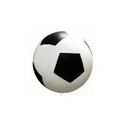 ballon latex foot 90 cm de diamètre imprimé tout autour