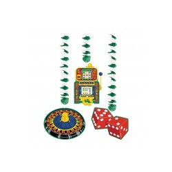 SUSPENSION CASINO 76.2 CM