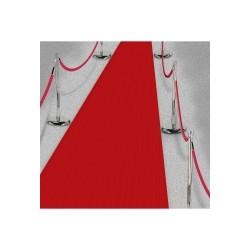 Tapis rouge 4.5 m * 0.61 m