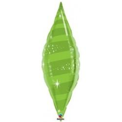 tapper swirl vert anis 96 cm de haut