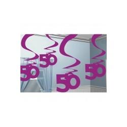 suspension rose 50