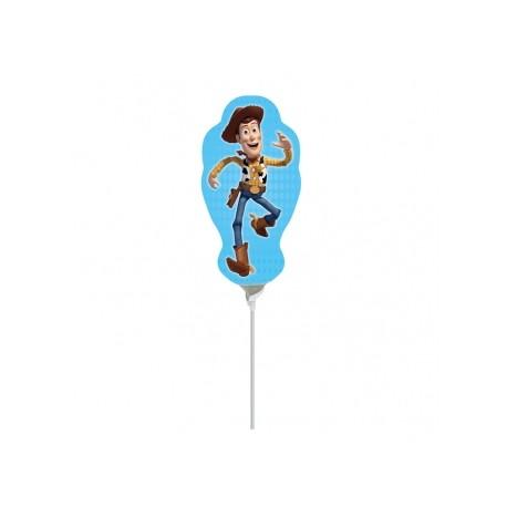 mini woody ballon mylar Mini Amis Des Enfants