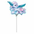 mini little pony pour gonflage à l'air avec tige