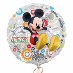 Mickey Clubhouse ballon mylar rond