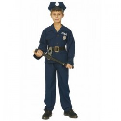 Déguisement policier 4/6ans Deguisements 4 A 6 Ans