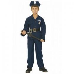 Déguisement policier 7/9ans Deguisments 7 A 9 Ans