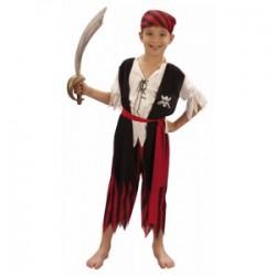 Déguisement pirate mousaillon 7 à 9 ans