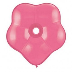 qualatex géo blossom 15 cm couleur pastel rose mode chaud