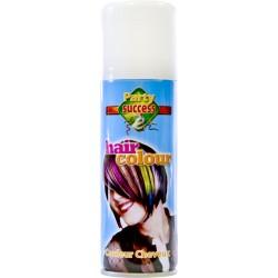 LAQUE COLOR CHEVEUX BLANC Coloration Temporaire Cheveux