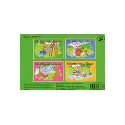 4 Carnets coloriage 16 pages Coloriages Les Crayons La Peinture