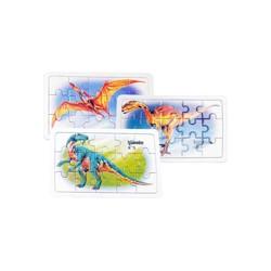 puzzle 8*5 cm *3