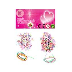 Sachets de perles assorties lettres *2 Peche Aux Canards