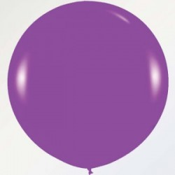 sempertex violet opaque 90 cm