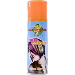 laque couleur cheveux orange 125ml